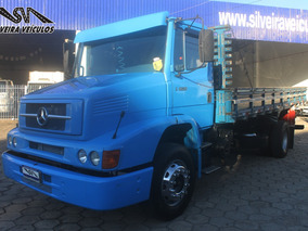 Mercedes-benz Mb 1620 - Toco 4 X 2 - 2000 - Carroceria