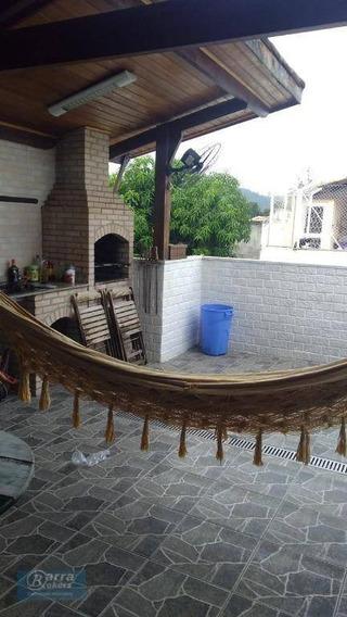 Casa Residencial À Venda, Anil, Rio De Janeiro. - Ca0817