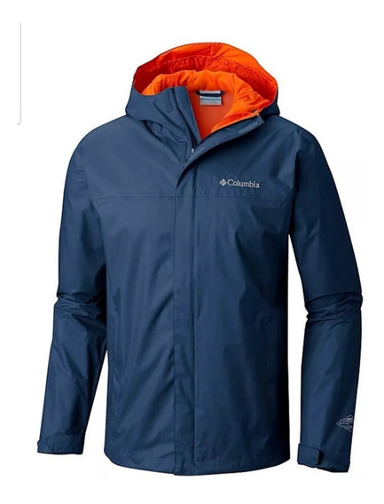 Campera Hombre Columbia Watertight Impermeable Rompeviento