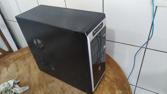 Computador, Fonte E Hd Novo