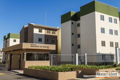 Imagem 1 de 15 de Apartamento Para Venda Em Curitiba, Santa Cândida, 3 Dormitórios, 1 Banheiro, 1 Vaga - Ctb19953_1-808646