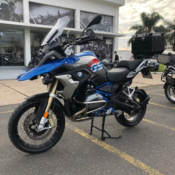 Bmw R 1200 Gs Rally - Única-