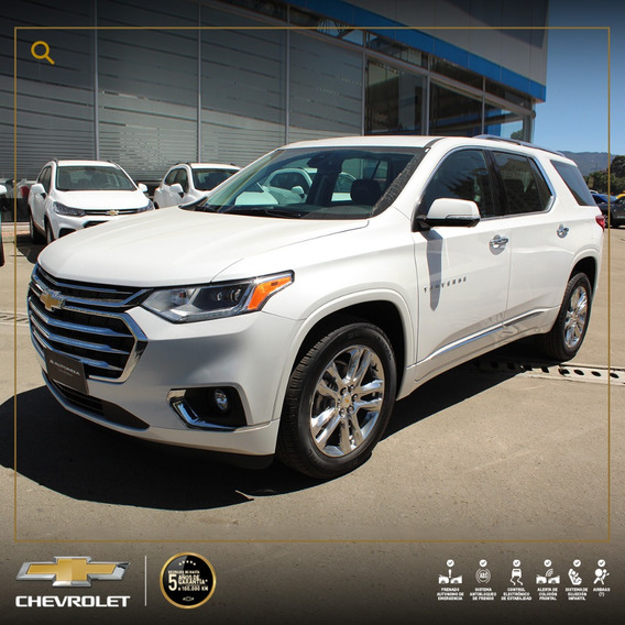 Chevrolet Traverse Hight Country Modelo 2020 4x4 7 Puestos