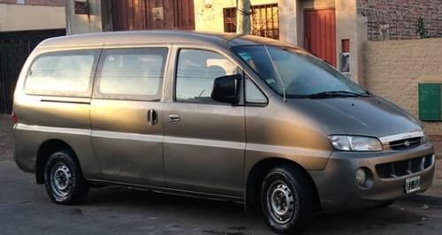Hyundai H1 2.5 12 Pas Minibus Turbo 2000