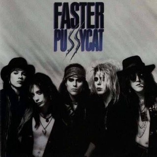 Vinilo : Faster Pussycat - Faster Pussycat (lp Vinyl)