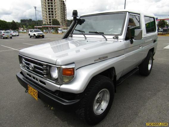 Toyota Land Cruiser Fj 43 Mt 4230cc 4x4