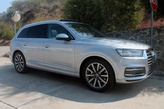 Audi Q7 2016, Elite,3.0, 7 Pasajeros,aire, Ele,q/c