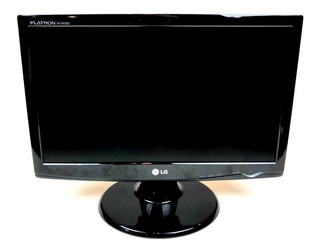 Monitor Lg / Lcd / 19 Pulgadas / Como Nuevo / Único