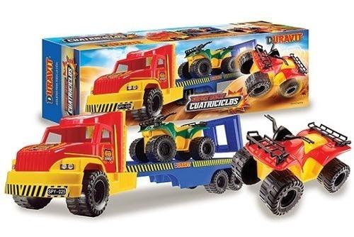 Duravit Camion Super Truck Cuatriciclos