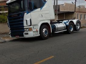 Scania G 124 360 6x2