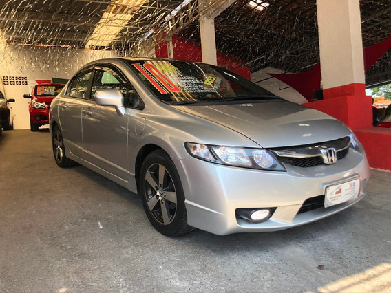 Honda Civic 2010 1.8 Lxs Flex Aut. 4p