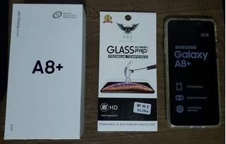 Samsung Galaxy A8+ Plus Octacore Nuevo Liberado