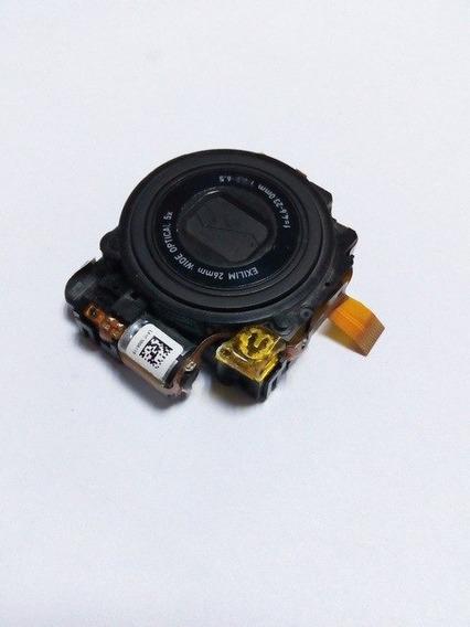 Zoom Camara Digital Casio Je10 N1 N10 N20 Z32 Z680 Zs10 Zs12