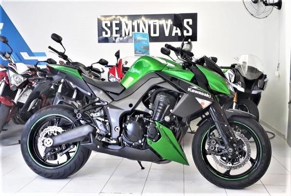 Kawasaki Z1000 Abs 2013 Top