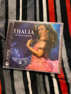 Cd Thalia El Sexto Sentido Reloaded