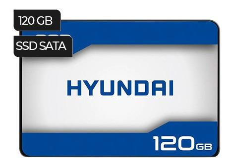 Disco Solido Hyundai Ssd 120gb