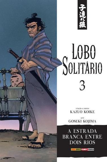 Lobo Solitário - Edição 3