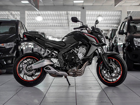 Cb 650 F Ano 2015 Abs Financiamos 36x Com Pequena Entrada