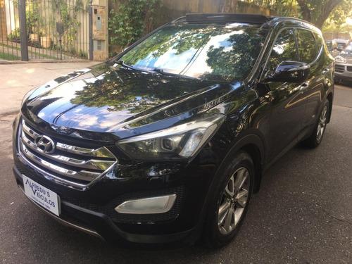Hyundai Santa Fé 3.3 Awd Automático 7 Lugar Teto Solar 2014