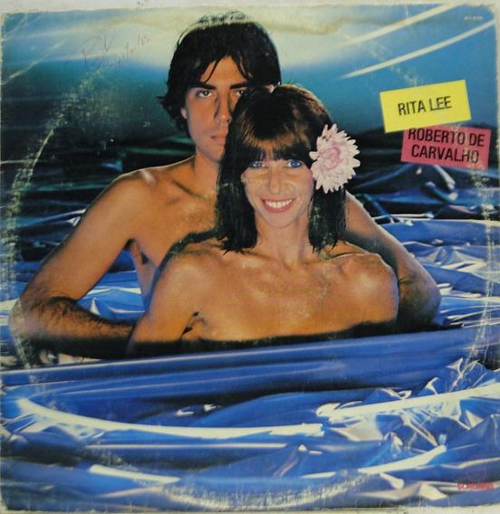Lp Rita Lee E Roberto Carvalho - 1982 - R155