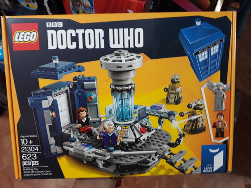 Oferta 21304 Lego Doctor Who