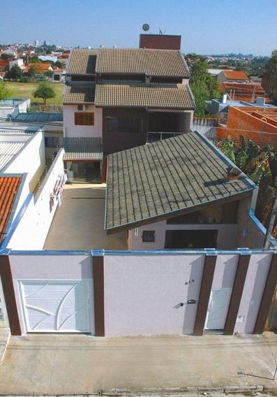 Sobrado Com 4 Dormitórios À Venda, 258 M² Por R$ 580.000 - Residencial Bordon - Sumaré/sp - So0095