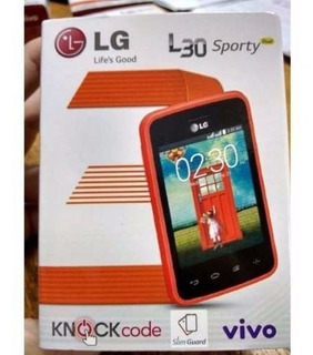 Smartphone Lg L30 Sporty Dual 2 Chips Garantia 1 Ano Android