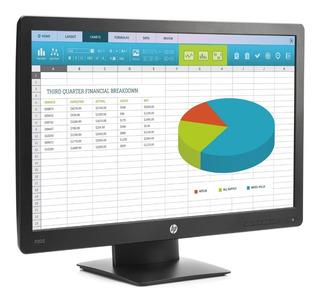 Monitor 20 Hp Prodisplay P203 1600 X 900 Vga/displayport