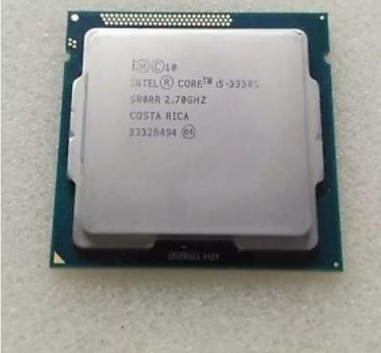 Processador Core I5 3330s 2.7ghz