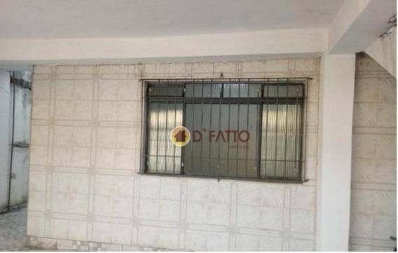 Casa Residencial Para Locação, Vila Galvão, Guarulhos. - Ca0529