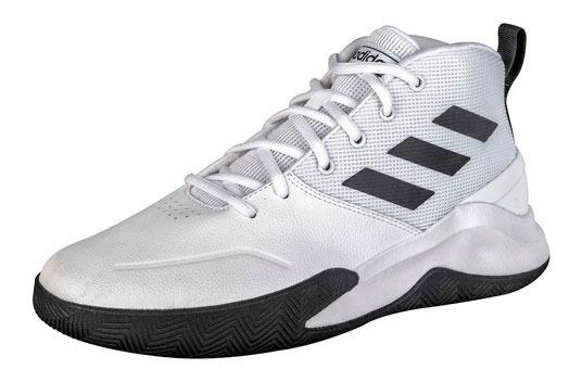 Tenis adidas Ownthegame Blanco Tallas #25 Al #29 Hombre Ppk