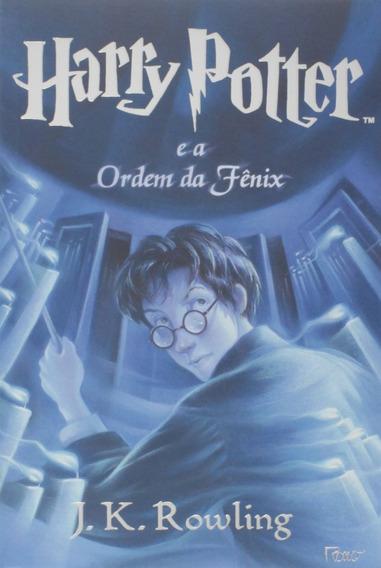 Livro - Harry Potter E A Ordem Da Fênix