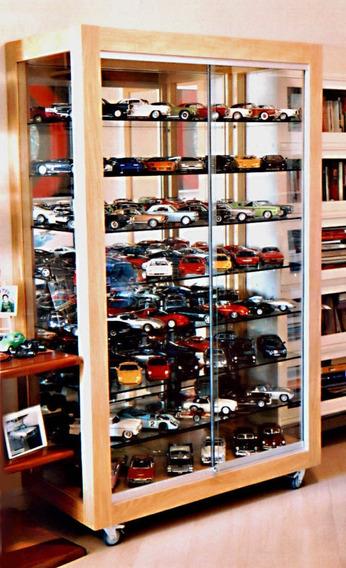 Coleção De Automóveis Em Miniatura, Escala 1:18