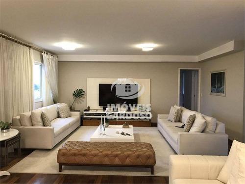 Apartamento Com 4 Dormitórios À Venda, 210 M² Por R$ 2.485.000 - Vila Leopoldina - São Paulo/sp - Ap18976