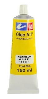 Pintura Oleo Atl 160ml.