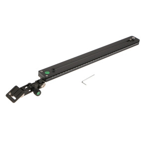 400mm Longo Rail Qr Chapa + Telefoto Zoom Lente Apoio Suport