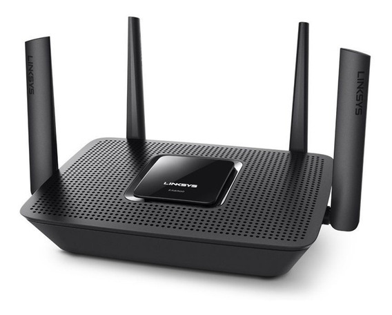 Router Linksys Tri Band Wifi Ac2200 Mu-mino Rompemuros Repetidor Oferta! Gtia Oficial - Factura A Y B