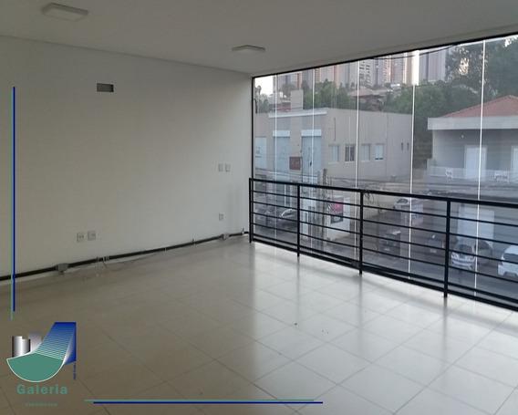 Salão Comercial Em Ribeirão Preto Para Locação - Sl00683 - 34382068