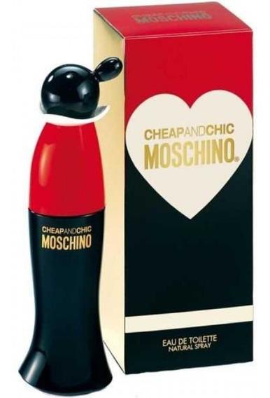 Cheap And Chic De Moschino Eau De Toilette 100 Ml
