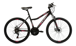 Bicicleta Mountain Olmo Flash 265 R26 18v Disco Alum + Linga