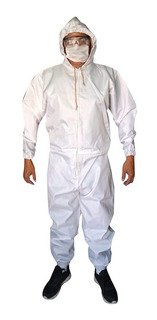 Overol Protector Talla Extra Grande Repelente 100%lavable