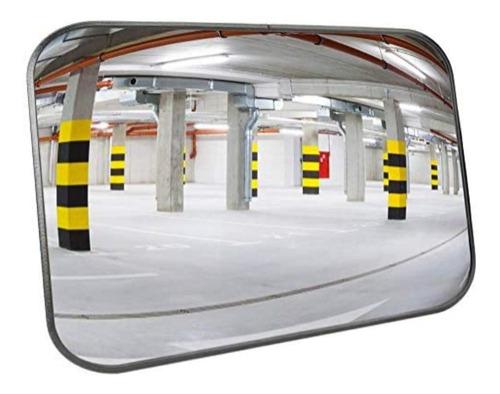 Espejo Para Vigilancia 30x40 Cms