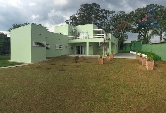 Chácara Residencial À Venda, São Domingos, Paulínia. - Ch0060