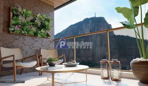 Apartamento À Venda, 3 Quartos, 3 Suítes, 2 Vagas, Jardim Botânico - Rio De Janeiro/rj - 23555