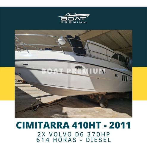 Imagem 1 de 15 de Cimitarra 410ht, 2011, 2x Volvo D6 370hp  - Triton - Phantom