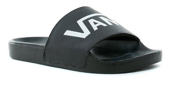 Ojotas Slide-on Black Vans Fluid Tienda Oficial