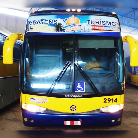 Ônibus, G6 Itapemirim, Diesel, Trucado, Ano 1989/2004