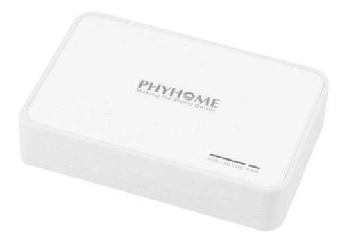 Onu Epon Phyhome Bridge / Router Gigabit (fhr1100gzb)