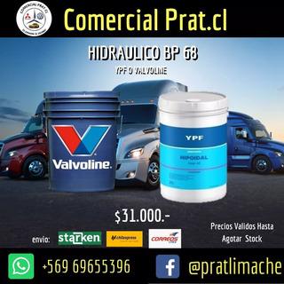 Balde Aceite Hidráulico Bp 68