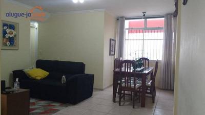 Apartamento 3 Dormitórios Com Lazer No Jardim São Dimas - Ap6033